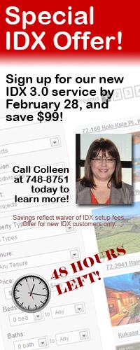IDX Offer