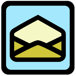 Email Icon by Ovilia1024