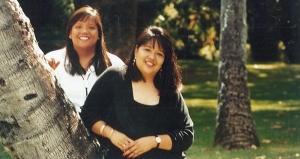 Faith and Michelle.