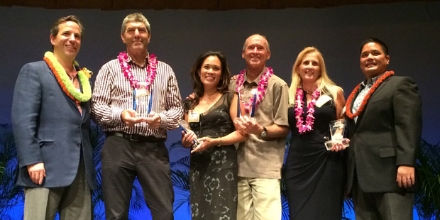 Top Kauai Realtors at the Top 100 Realtors Event