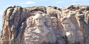 Mount Rushmore - Photo by Oklahoma Army National Guard