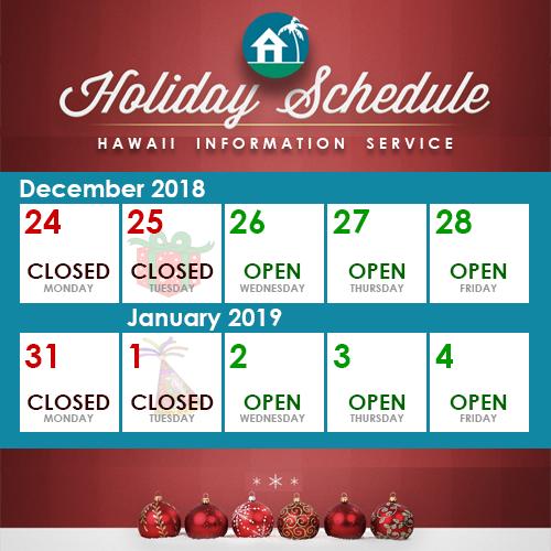 HolidayCalendar2018-2